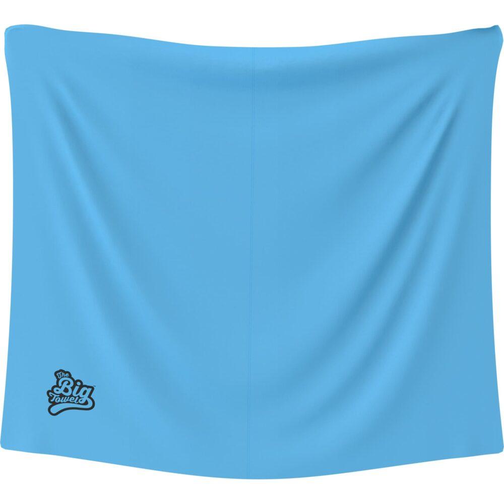 The Big Towel Classic Solids Blue Lagoon