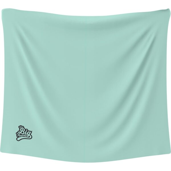 The Big Towel Classic Solids Sea Foam
