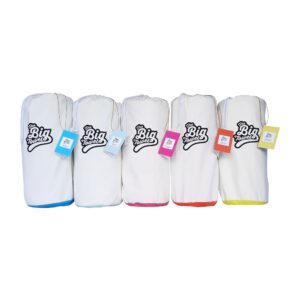 The Big Towel Classic Solids Collection Canvas Bags