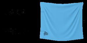 Front of The Big Towel Diagram