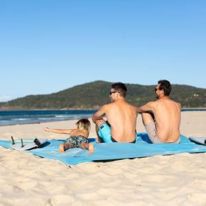 The Big Towel Blue Lagoon Surf's Up