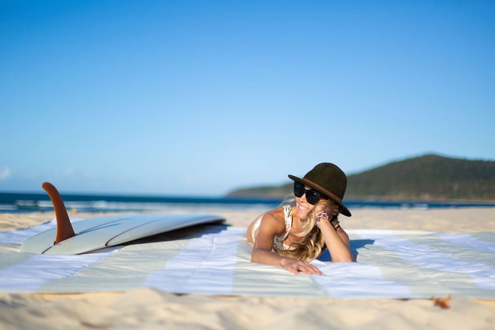 The Big Towel Whitsunday Sand Summer Feels
